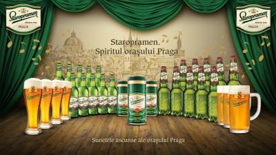Staropramen - Sunetele ascunse ale orasului Praga