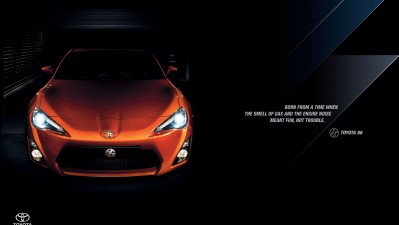 Toyota FT-86 - Gas