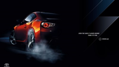 Toyota FT-86 - Toy