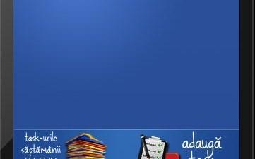 Aplicatie mobile: AXA Asigurari – Impreuna pentru copil (home)