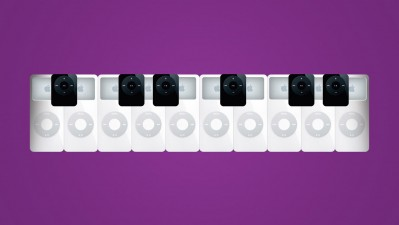 Apple iPod - Keyboard