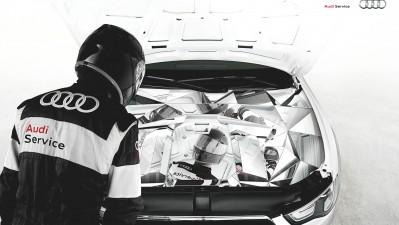 Audi Service - Mirror