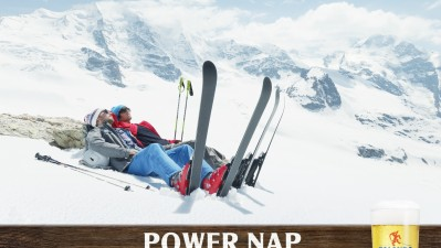 Calanda - Power Nap
