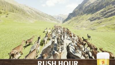 Calanda - Rush Hour