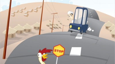 Chicken Republic - Road Kill