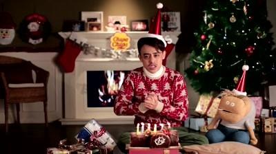 Chupa Chups - Sucks to be born at Christmas