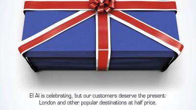 El Al Airlines - The London Present