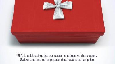 El Al Airlines - The Switzerland Present