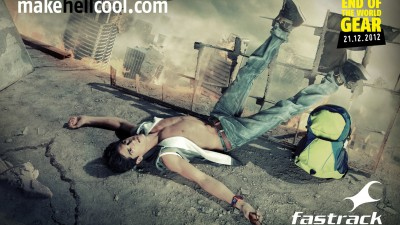 Fastrack - Make Hell Cool, 3