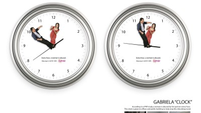 Gabriela - Clock