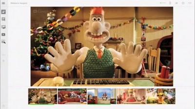 Google+ Hangout - Wallace & Gromit