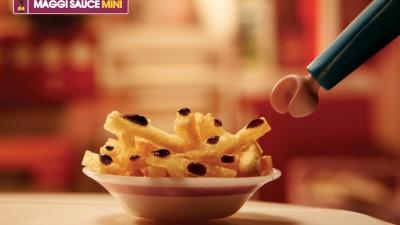 Maggi Mini Sauce - Man