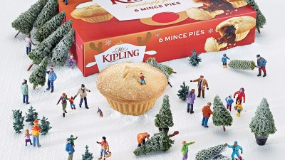 Mr Kipling - Christmas Trees