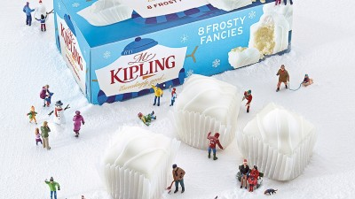 Mr Kipling - Snowball Fight