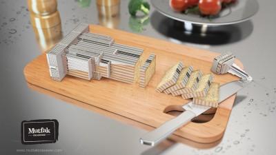 Mutfak Brasserie - World cuisine, New York