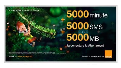 Orange Moldova - Billboard generic