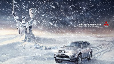 Pajero Sport - The Day After Tomorrow