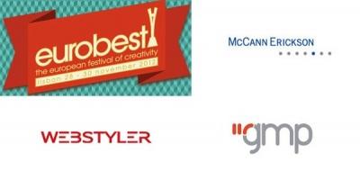 McCann Erickson si Webstyler + GMP, premiate la Eurobest 2012