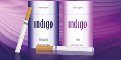 Imaginea tigaretei electronice Indigo, realizata de Brands&Bears