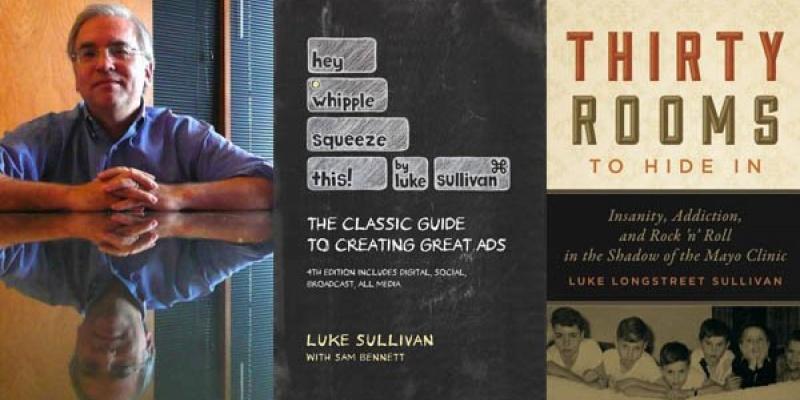 [AdStory] Luke Sullivan: Daca nu te-ai nascut curios de ce te-ai mai ridicat azi din pat?