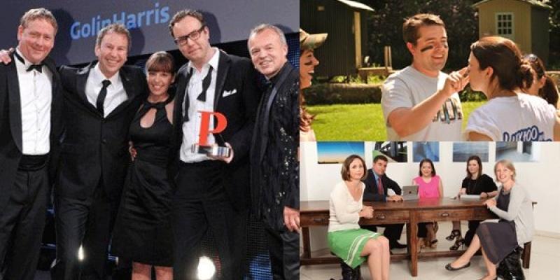Global Agency Report PR Week: GolinHarris (Gold), Edelman (Silver), Ketchum (Bronze)
