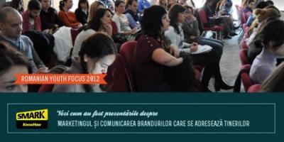 Romanian Youth Focus 2012: Adevaruri despre tinerii romani, ajutor pentru brandurile care vor sa se integreze in comunitatile lor