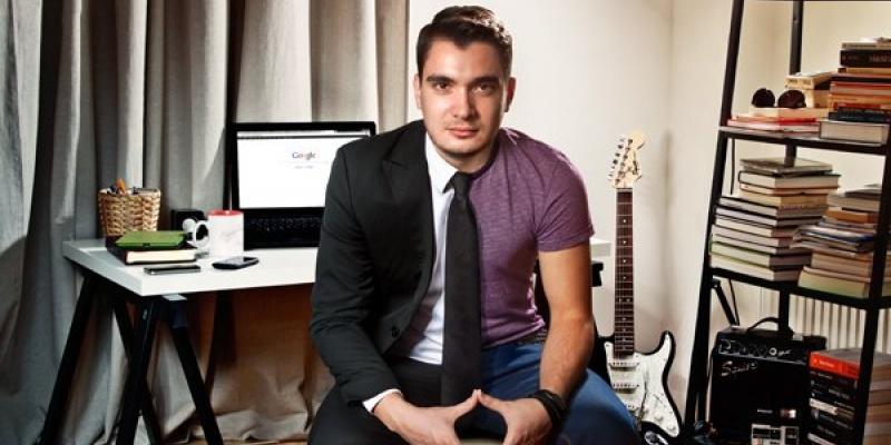 Madalin Nitis (Visa Europe): Financiar-bancar in stil creativ-inovator
