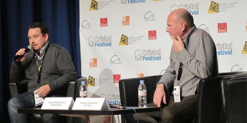 Big data si consumer's voice – doua trenduri discutate la Cristal Festival 2012