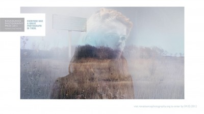 Renaissance Photography Prize 2012 - Everyone has a great photograph in them, 1