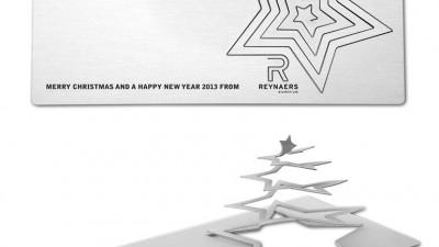 Reynaers Aluminium - Christmas Card