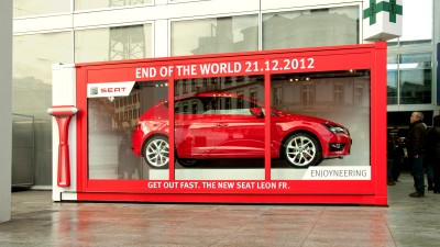 Seat Leon Formula Racing - End of the World