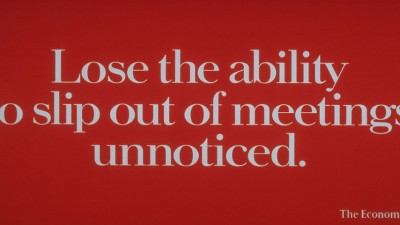 The Economist - Lose the ability