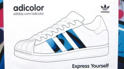 Adidas - Adicolor Blue