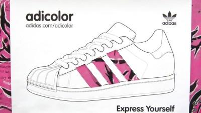 Adidas - Adicolor Pink