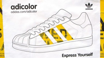 Adidas - Adicolor Yellow