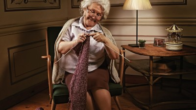 Alzheimer Foundation - Knitting