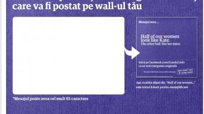 Aplicatie de Facebook: Gandul - Come to Romania