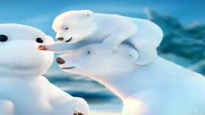 Coca-Cola - Snow Bear