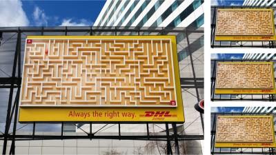 DHL - Maze