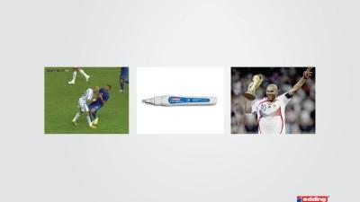 Edding - Zidane