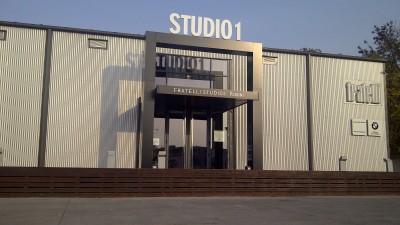 Fratelli Studios - Amenajare, 2