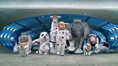 Kia - Space baby (teaser)