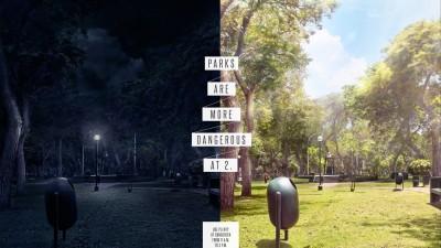 League Against Cancer - Parks