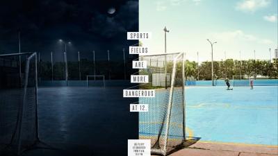 League Against Cancer - Sports Field