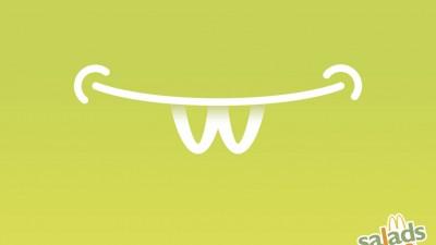 McDonald's Salads Plus - Teeth