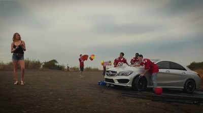 Mercedes Benz - Kate Upton (Teaser)