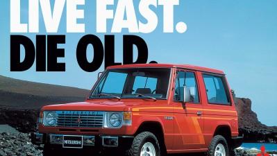 Mitsubishi Pajero Full - Live Fast