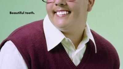 Orbit chewing gum - Beautiful teeth, boy