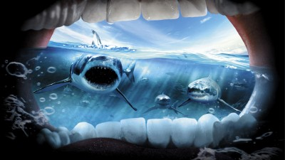 Parodontax - Sharks
