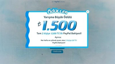 PayPal - Tahminator